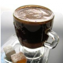 Kopi, mengandung kafein